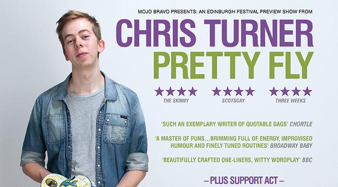 Chris Turner header image