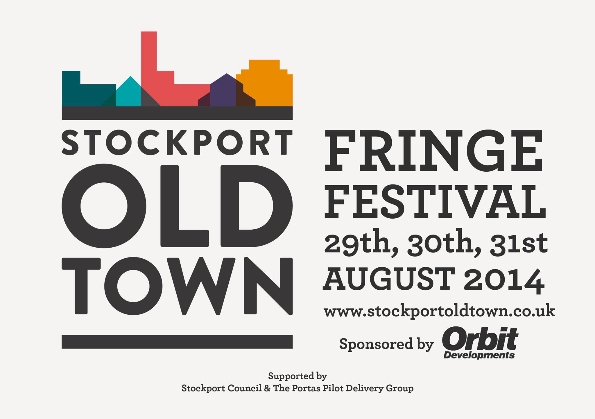 Stockport Old Town Fringe Festival
